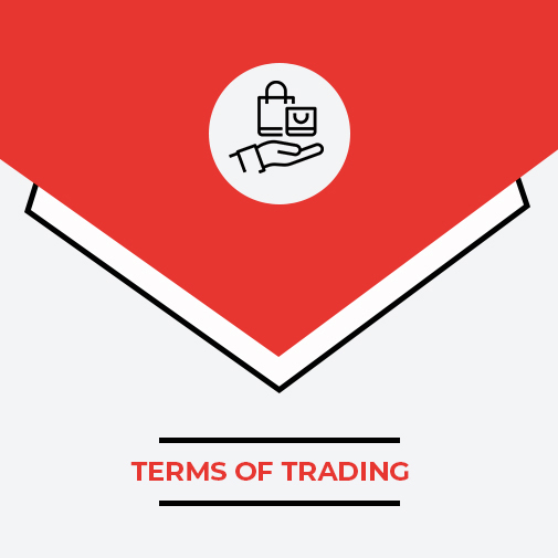 terms of trading